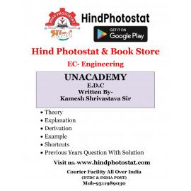 Unacademy Handwritten Notes Electronics Devices Circuit  Written By-Kamesh Shrivastava